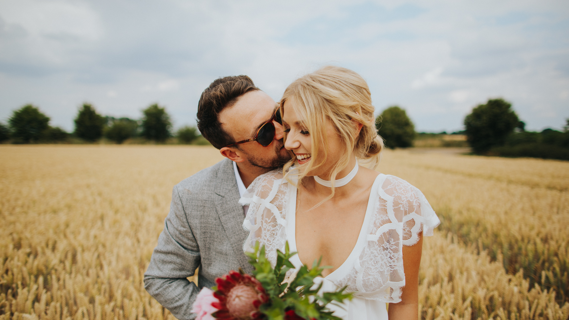 Beautiful Norfolk Wedding