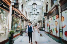 Stylish City Wedding photography