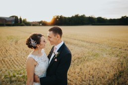 Woodlands Barn Wedding